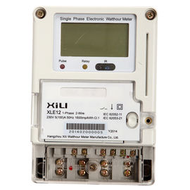 Remote Reading Domestic Wireless Energy Meter 1 Phase with GPRS Modules